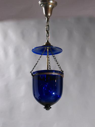 cobalt blue bell jar lantern bell jar lighting fixtures