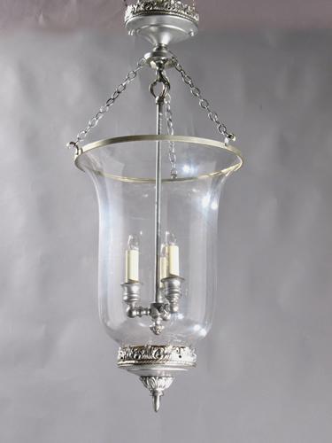 Genuine antique lighting large bell jar lantern large bell jar lantern aloadofball Images