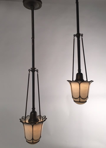 Genuine antique lighting entire collection circa 1905 sold aloadofball Image collections